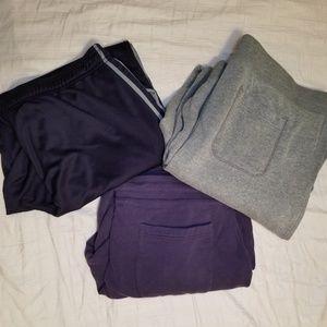 3 For 1 - Men's XL Sweatpants